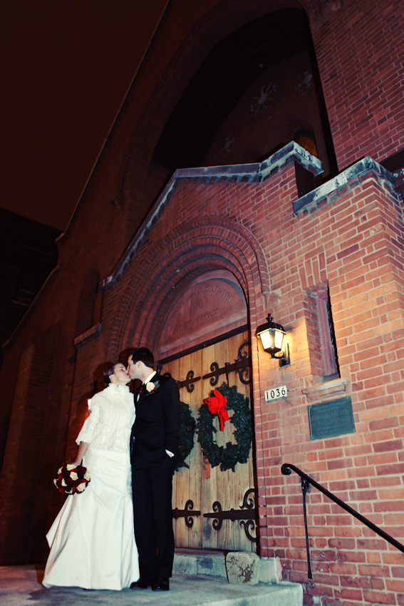 Katie Miles Are Married Milwaukee Wedding At Brewcity Church And