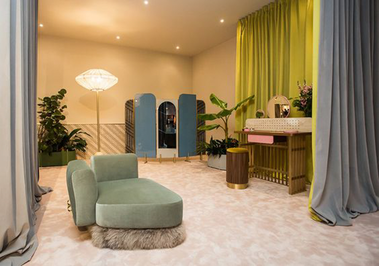 our living room makeover: '80s india mahdavi and a bit of